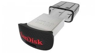 Mälupulk SANDISK 64GB USB3.0 Flash Drive Ultra Fit