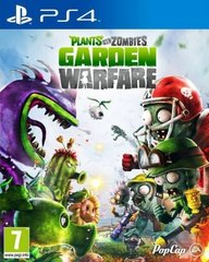 Plants vs Zombies Garden Warfare, PS4