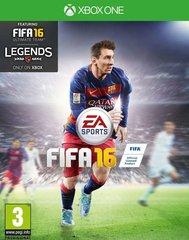 FIFA 16, Xbox ONE