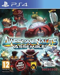 PS4 mäng Awesomenauts Assemble