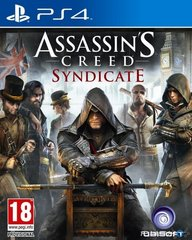 PS4 mäng Assassins Creed Syndicate