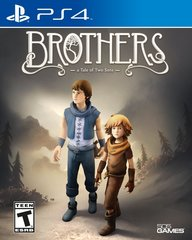 PS4 mäng Brothers - A Tale Of Two Sons