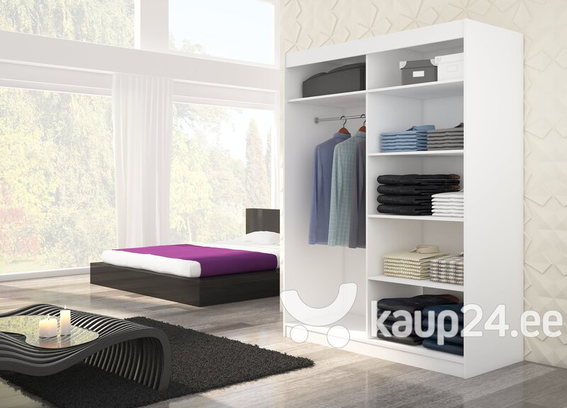 Kapp ADRK Furniture Luft, must hind