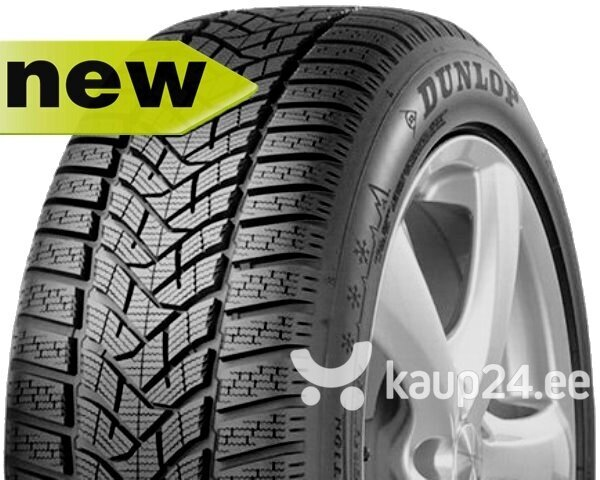 Dunlop Winter Sport 5 MFS (Rim Fringe Protection) 245/40R18 97V