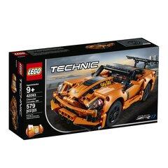 42093 LEGO® TECHNIC Chevrolet Corvette ZR1 цена и информация | Игрушки для мальчиков | kaup24.ee