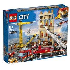 60216 LEGO® CITY Linna tuletõrjebrigaad hind ja info | Kokkupandavad mänguasjad | kaup24.ee