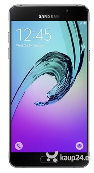 Mobiiltelefon Samsung Galaxy A5 2016 (A510F), Must hind ja info | Mobiiltelefonid | kaup24.ee