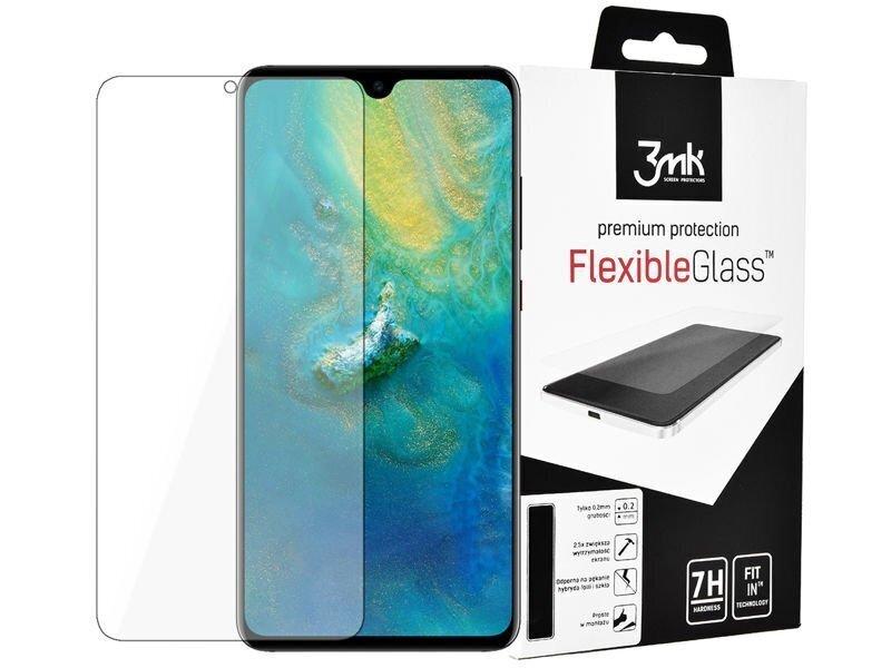 LCD kaitsekile 3MK Flexible Glass Xiaomi Redmi Note 8T hind