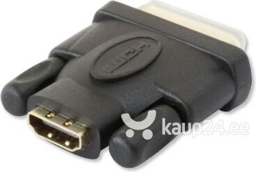 Techly IADAP-DVI-HDMI-F hind ja info | USB jagajad, adapterid | kaup24.ee