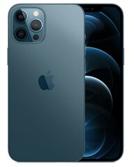 Apple iPhone 12 Pro Max, 128GB, Navy Blue hind ja info | Mobiiltelefonid | kaup24.ee