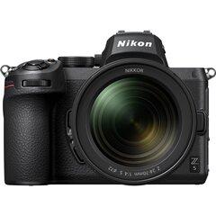 Nikon Z5 + NIKKOR Z 24-70mm f/4 S hind ja info | Fotoaparaadid | kaup24.ee
