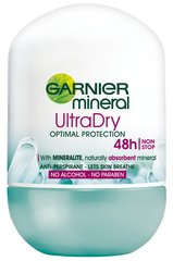 Rulldeodorant Garnier Mineral Ultra Dry Optimal Protection
