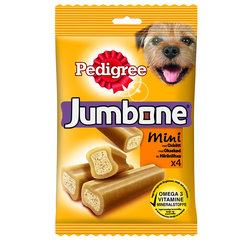 Pedigree Jumbone Mini loomalihaga, 180 g