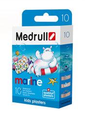 Plaaster Medrull Kids Marine N10 hind ja info | Esmaabi | kaup24.ee