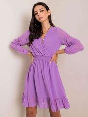 Naiste igapäevane kleit, lilla hind ja info | Kleidid | kaup24.ee