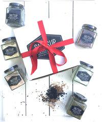 Gurmeesoola kinkekomplekt Salt'sUp, 9 tk hind ja info | Gurmeesoola kinkekomplekt Salt'sUp, 9 tk | kaup24.ee