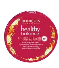 Kompaktpuuder Bourjois Healthy Balance 9 g hind ja info | Näole | kaup24.ee