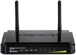 TRENDNET Wireless N ROUTER TEW-731BR