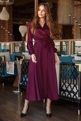 Naiste kleit igaks päevaks ja pühadeks, lilla hind ja info | Kleidid | kaup24.ee