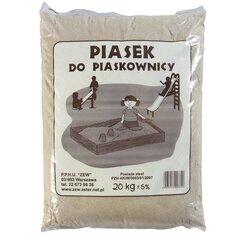 Liivakasti liiv 20 kg hind ja info | Liivakastid ja liiv | kaup24.ee