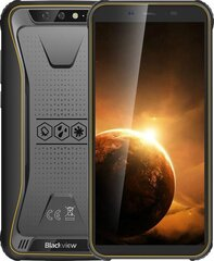 Blackview BV5500 Plus, 32 GB, Dual SIM, Yellow hind ja info | Blackview BV5500 Plus, 32 GB, Dual SIM, Yellow | kaup24.ee