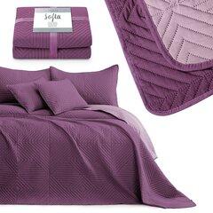 Kahepoolne voodikate Amelia Home Softa, 260x280 cm hind ja info | Voodikatted, pleedid | kaup24.ee