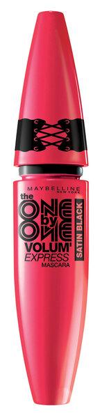 Тушь для ресниц Maybelline Volum' Express One by One, 9.6 ml