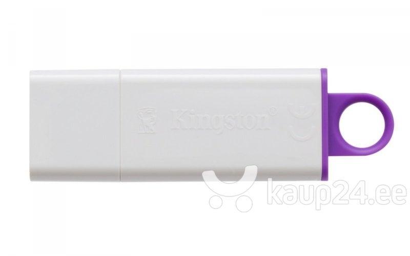 Mälupulk KINGSTON DataTraveler DTI G4, 64 GB, USB 3.0 hind