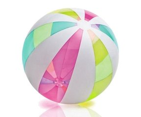 Täispuhutav pall Intex Giant Beach Ball, 107 cm