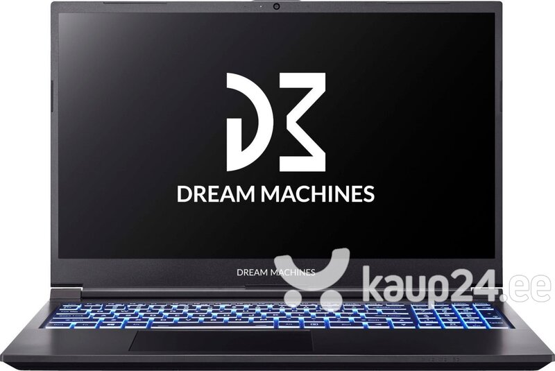 Dream Machines G1650Ti-15PL68 tagasiside