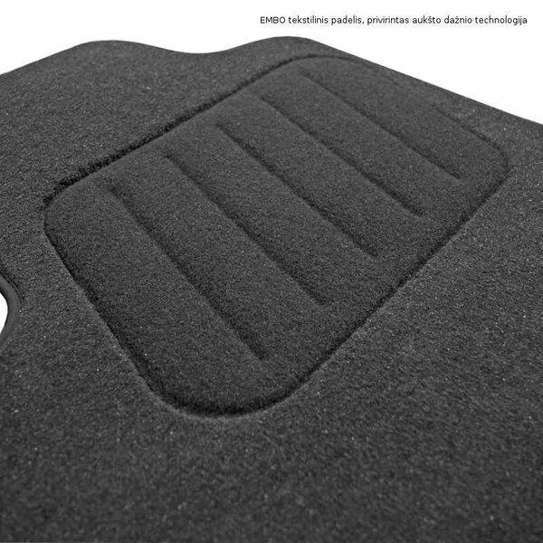 Matid Comfort PEUGEOT 207 2006- 14/1, Standartne kate tagasiside