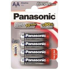 Panasonic patarei Everyday LR6 (AA)