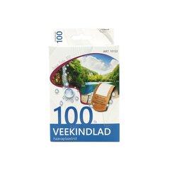 Veekindlad haavaplaastrid (7x2 cm) 100 tk hind ja info | Esmaabi | kaup24.ee