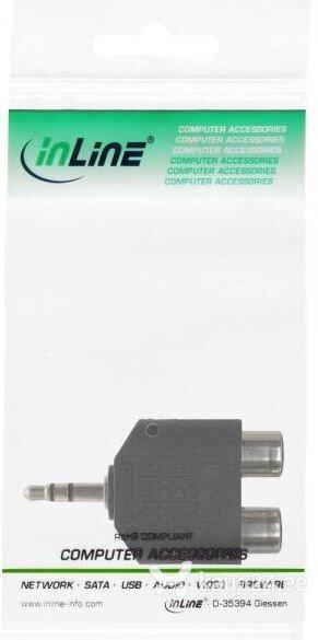 InLine 99302 hind ja info | USB jagajad, adapterid | kaup24.ee