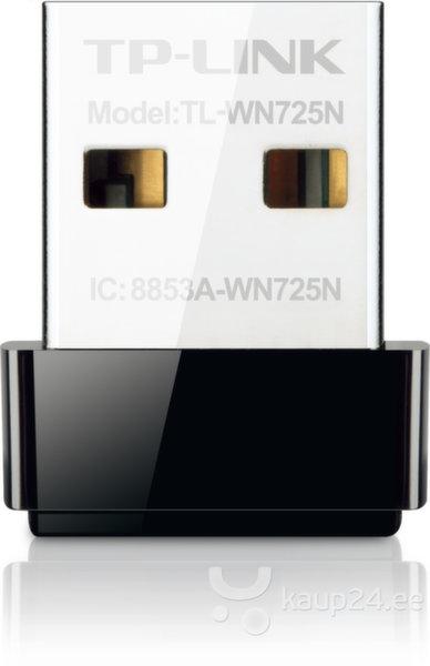 WiFi adapter TP-Link TL-WN725N, 802.11b/g/n, 150Mbps
