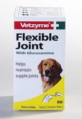 Vetzyme toidulisand Flexible Joint (90 tabl.)