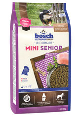 Сухой корм Bosch Petfood Mini Senior (High Premium) 2.5кг