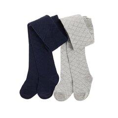Tüdrukute sukkpüksid Cool Club, 2 tk, CHG2102260-00 hind ja info | Tüdrukute sukkpüksid ja sokid | kaup24.ee
