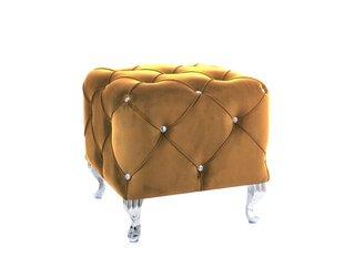 Tumba Signal Meble Hestia K, kollane hind ja info | Kott-toolid, tumbad, järid | kaup24.ee