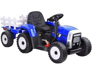 Suur elektriline traktor haagisega, sinine hind ja info | Elektrilised autod | kaup24.ee