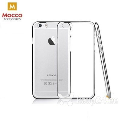 Mocco Ultra Back Case 0.5 mm Silicone Case for Samsung A920 Galaxy A9 (2018) Transparent hind ja info | Telefoni kaaned, ümbrised | kaup24.ee