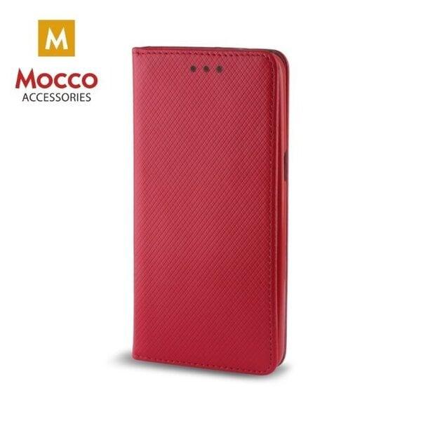 Telefoniümbris Mocco Smart Magnet telefonile Huawei P Smart+, punane hind ja info | Telefoni kaaned, ümbrised | kaup24.ee