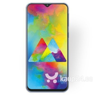 Mocco Ultra Back Case 0.3 mm Silicone Case for Samsung M205 Galaxy M20 Transparent Internetist