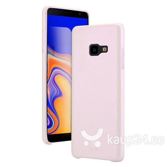 Dux Ducis Skin Lite Case High Quality and Protect Silicone Case For Samsung G973 Galaxy S10 Pink hind ja info | Telefoni kaaned, ümbrised | kaup24.ee