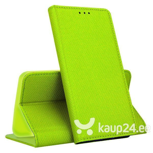 Mocco Smart Magnet Book Case For Huawei P30 Green soodsam