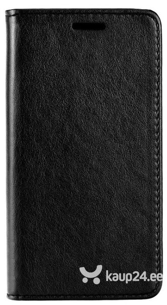 Mocco Smart Modus Book Case For Huawei Mate 10 Black tagasiside