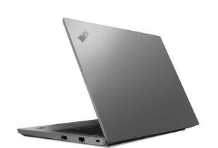 Lenovo ThinkPad E14 (20RA0015PB) 8 GB RAM/ 256 GB M.2 PCIe/ 2TB HDD/ Windows 10 Pro hind ja info | Sülearvutid | kaup24.ee