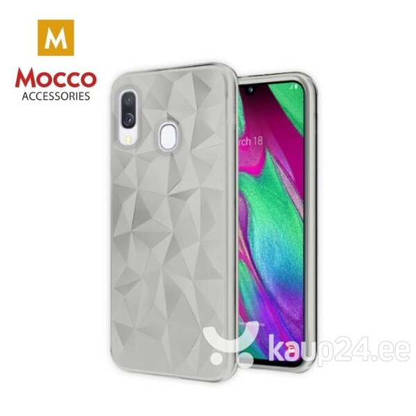 Mocco Trendy Diamonds Silicone Back Case for Samsung A705 Galaxy A70 Transparent hind ja info | Telefoni kaaned, ümbrised | kaup24.ee
