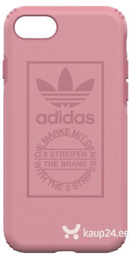 Adidas OR TPU Hard Case - Bumper for Apple iPhone 7 / 8 Pink (EU Blister)