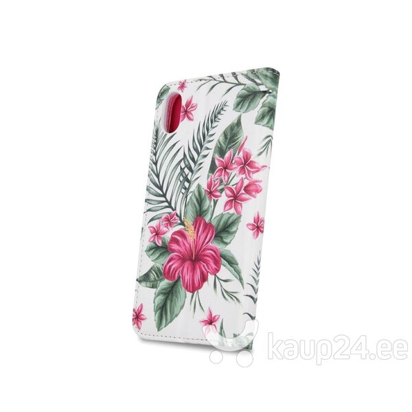 Mocco Smart Trendy Book Case For Samsung G960 Galaxy S9 Exotic Flowers soodsam